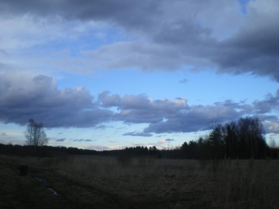 Весна 2016 г. Охота на вальдшнепа.