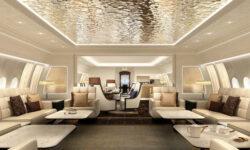 Boeing представил новый бизнес-джет для самых дальних перелетов