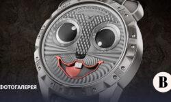 Часовые марки выпустили часы с мышками и крысами к китайскому новому году