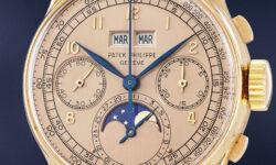 Часы Patek Philippe и F.P. Journe – вновь среди самых дорогих в мире