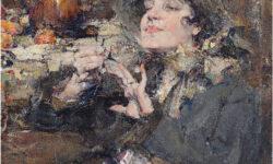 Christie's в Москве: Фешин, Рерих, Айвазовский - The Art Newspaper Russia