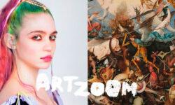 FKA Twigs и Grimes стали арт-критиками в проекте Google Art Zoom - Бюро 24/7