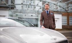 Главный дизайнер Bentley: «Мне поручили омолодить бренд, не забывая о традициях»
