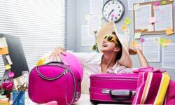 Большинство россиян на праздники берут дополнительные дни отдыха