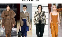 Какая одежда будет модной следующей осенью и зимой