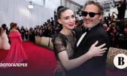 Кто прошелся по красной дорожке на премии «Оскар»