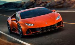 Lamborghini представила обновленную версию суперкара Huracan