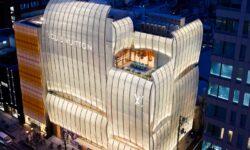 Louis Vuitton открыл первый ресторан
