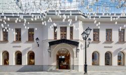 Первый московский бутик Hermes открылся после масштабной реновации