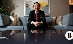 Президент Hotel Okura Co.: «У нас самый большой люкс в Японии, 730 кв. м, – ждем господина Путина»