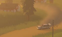 Разработчики art of rally объявили дату выхода - PlayGround.ru