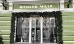 Richard Mille открыл собственный бутик в Москве