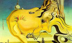 Великий советский художник Сальвадор Дали