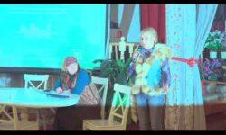 Выступление Ларионовой И.С. на Фестивале «Рабочая лошадь России»
