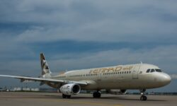 Etihad Airways возобновила полеты в Москву