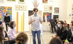 Art Team открыл прием заявок на второй Всероссийский конкурс проектов в сфере креативных индустрий - Izvestia.ru
