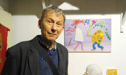 Георгий Литичевский: «Хожу за продуктами и много рисую» - The Art Newspaper Russia
