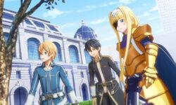 Кирито в «Преисподней»: ролевой экшен Sword Art Online: Alicization Lycoris поступит в продажу 10 июля - 3DNews