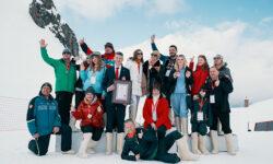 На Курорте Красная Поляна зафиксирован рекорд самого высокогорного гольф-турнира
