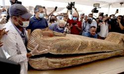 Найденные в Египте саркофаги войдут в коллекцию Большого Египетского музея - The Art Newspaper Russia