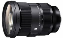 Обновление прошивки делает объектив Sigma 24-70mm F2.8 DG DN Art с креплением Sony E более подходящим для съемки видео - iXBT.com