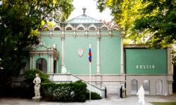 Павильон России в Венеции зазеленеет - The Art Newspaper Russia