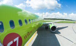 S7 Airlines полетит из регионов на черноморские курорты