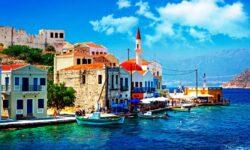 С 14 мая Греция снимает ограничение по приему российских туристов