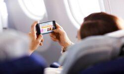 Большинству путешественников не нужен интернет в полёте