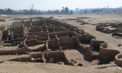 Египетские археологи обнаружили «потерянный золотой город Луксор» - The Art Newspaper Russia