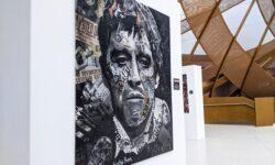 """Fine art collage. Узнать о том, что это такое, можно в арт-пространстве «Корзина» - газета """"На Западе Москвы. Кунцево"""""""