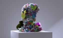 Галерея Арт Коробка Ривьера открывает выставку экспонатов фестиваля искусств Trash Art - , Москва