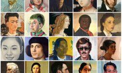 Google запустил функцию Art Selfie в России - The Art Newspaper Russia