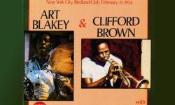 Среда джаза с Давидом Голощёкиным: Art Blakey & Clifford Brown — New York City, Birdland Club, 1954 - Фонтанка.Ру