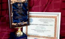 Танцевальные коллективы «ArT-mix» и «Вдохновение» стали лауреатами конкурса «Танцемания» - Саратовский государственный университет