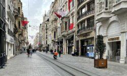 Турция вводит локдаун всвязи сростом заболеваемости COVID-19