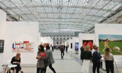 В Москве проходит ярмарка современного искусства Art Russia Fair - Типичная Москва