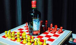 Винные шахматы Art Russe - ценный приз турнира претендентов ФИДЕ - ruchess.ru