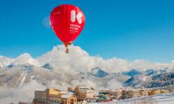 Курорт Красная Поляна открыл летние развлечения в горах