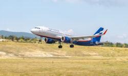 Количество региональных рейсов в аэропорту Геленджик выросло на 64 %