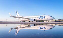 Utair запускает 30 летних рейсов, 8 из которых — новые.