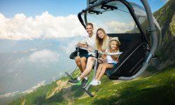 Курорт Красная Поляна запустил выгодные предложения для семейного отдыха